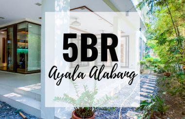 Ayala Alabang House And Lot For Sale Buy Homes Lamudi