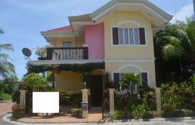 Peachy House And Lot For Rent In Naga Cebu Lamudi Interior Design Ideas Helimdqseriescom