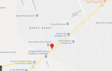 Sos Santos Subway Map.Commercial Lot For Sale In Pulong Buhangin Bulacan Lamudi