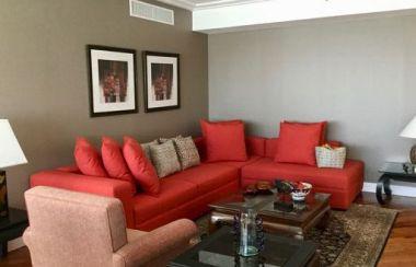 Rockwell Elegant Fully Furnished 3 Bedroom At Hidalgo Place Makati