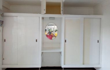1 Bedroom Apartment With Covered Parking In Pasay