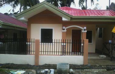 Excellent House And Lot For Sale In Bohol Lamudi Download Free Architecture Designs Ponolprimenicaraguapropertycom