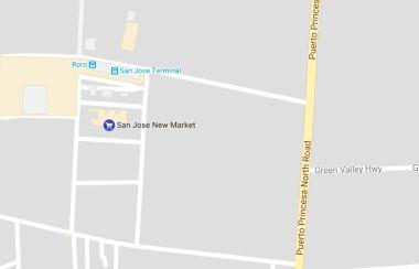 Lot For Sale in San Jose , Puerto Princesa   Lamudi Puerto Princesa Street Map on london street map, san juan street map, angeles city street map, baltimore street map, baku street map, hong kong street map, belfast street map, lisbon street map, san pablo city street map, quezon city street map,