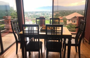 Overlooking 2 Bedroom 2t B With Balcony Fully Furnished Gsis Heights Matina Davao City