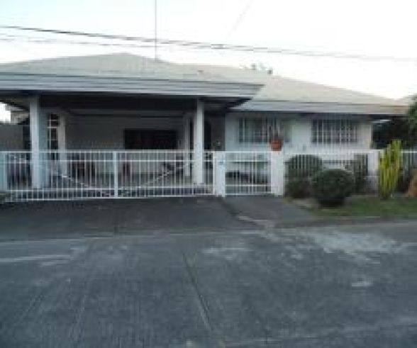1 Storey House Inside A Gated Subdivision Near Nepo Mall