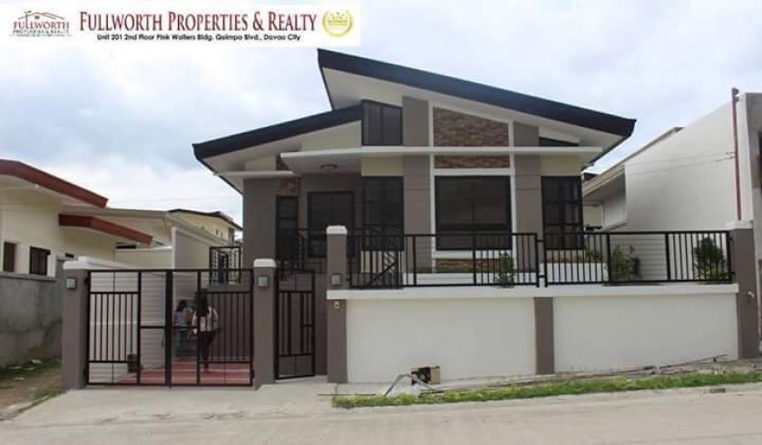 4 Bedrooms House and Lot Near Davao International Airport on