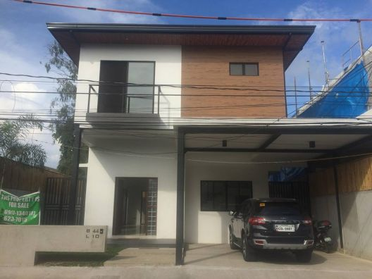 Brand New For Sale House at BF Homes Paranaque