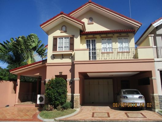 House and lot for sale in Cebu City,Paseo San Ramon