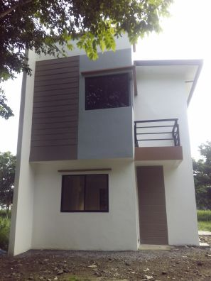 Abigail Model House 3 Bedrooms And 2 Bathrooms With Balcony