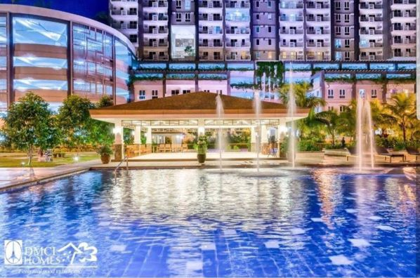 2 BR Brixton Place by DMCI Homes