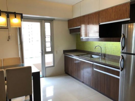 Fully Furnished 2 Bedroom and parking - Avida New Manila condo