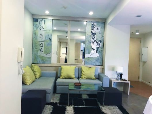 2 Bedroom Condominium Icon Residences For Rent Bgc Bonifacio Global