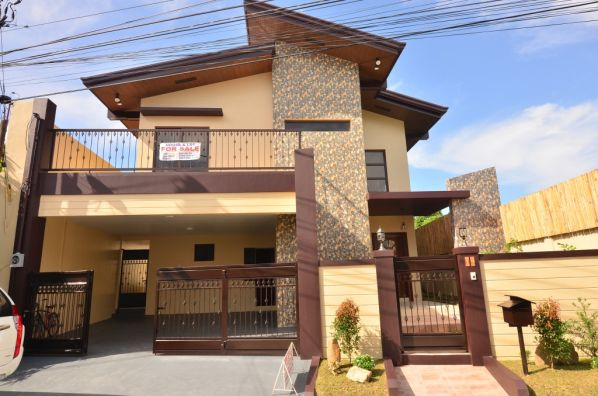 Brand New House and Lot for Sale in BF Homes Paranaque
