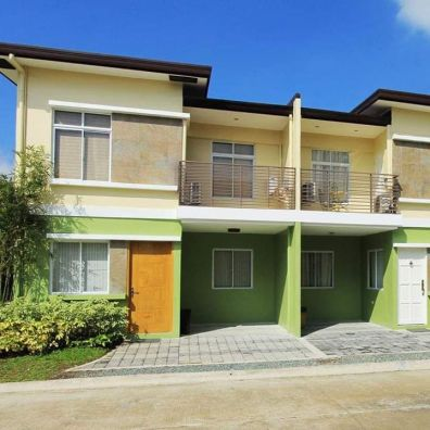 4 bedroom Rent to Own House & Lot Townhouse, Cavite Near ...
