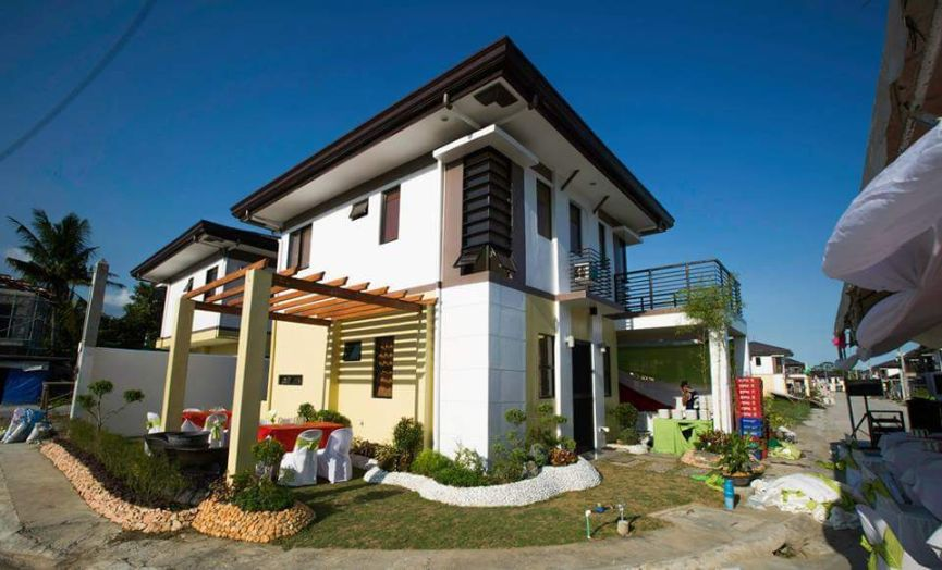Modern Houses in Minglanilla Cebu for rent