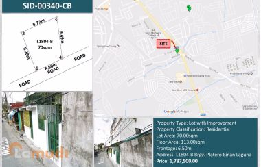 Foreclosed Properties For Sale in Bian Lamudi