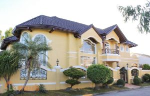 2 Storey House and Lot with Balcony for Sale in BF Homes a Gated