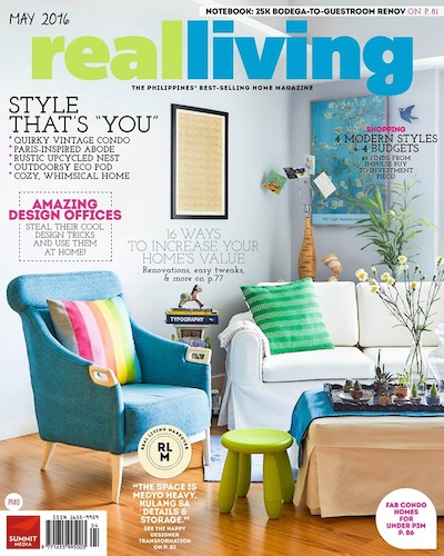 Real Living Home Design Magazines Publications To Get Inspiration From
